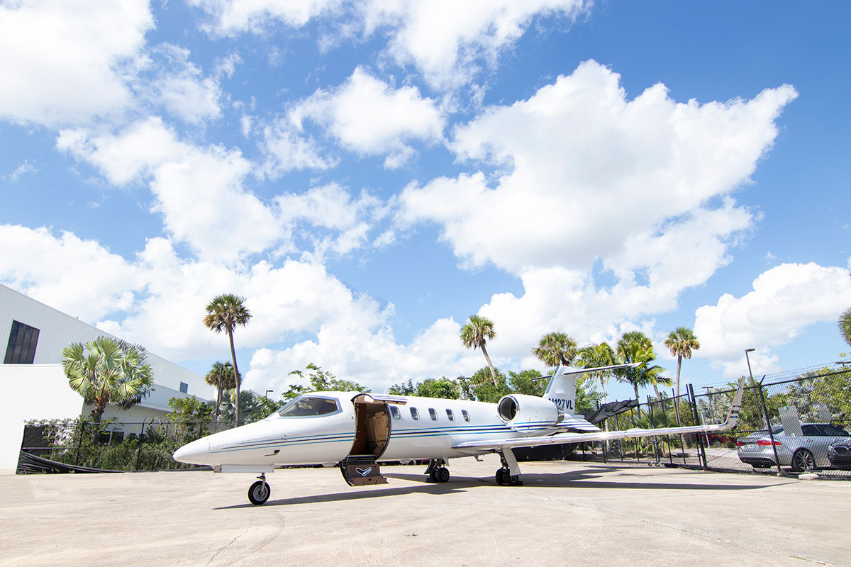 Catalina-Aerospace-Learjet